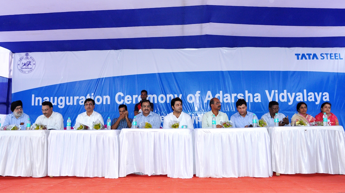 Thousand Schools Project by Tata Steel in Odisha to cover 18,000 students in summer camps