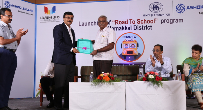Ashok Leyland adopts 45 Government Schools under its CSR Initiatives