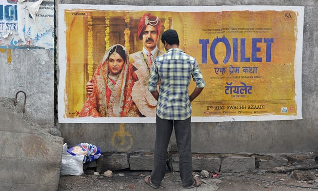 Bollywood highlights rural problems in India: From open toilets to menstrual hygiene