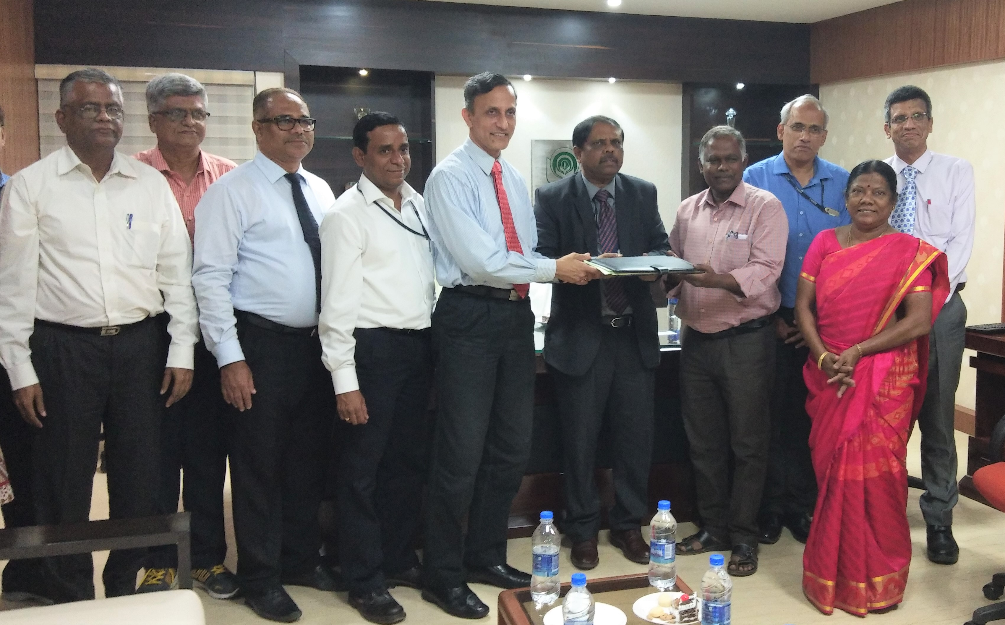 WABAG, NABARD & NGOS ink MoUs for Watershed Programs- Making communities climate resilient