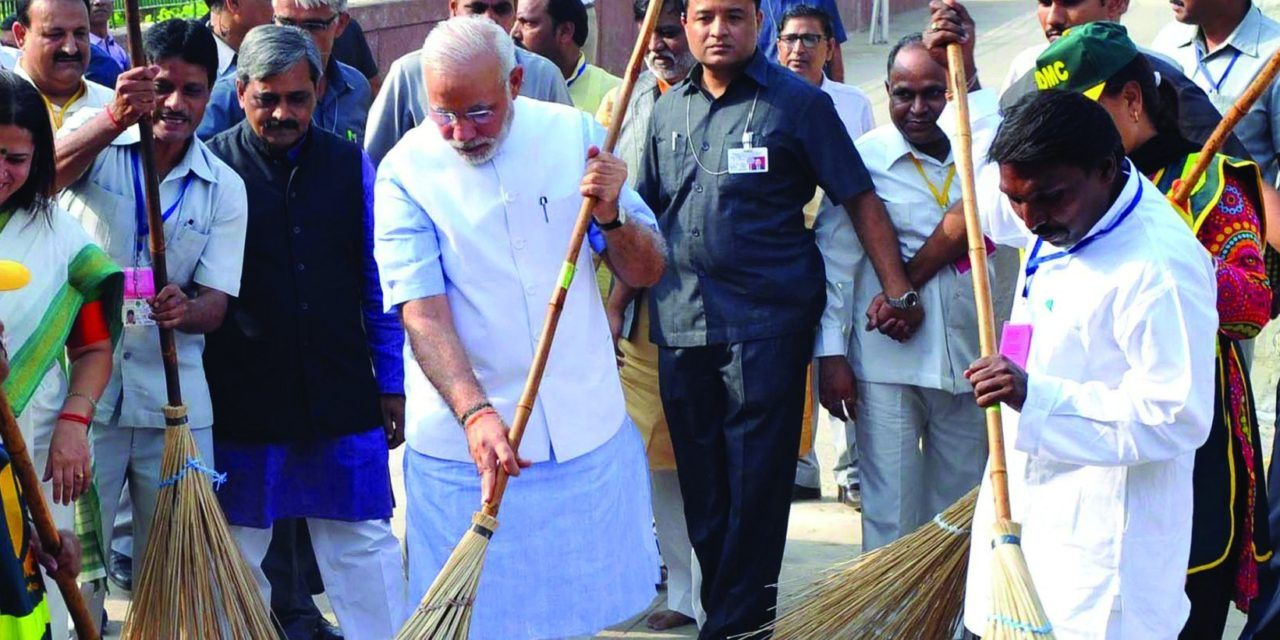 Government to rope in banks, financial institutions to push Swachh Bharat