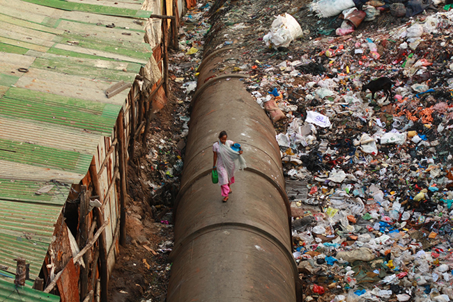 Sanitation, ODF priority areas for Unicef