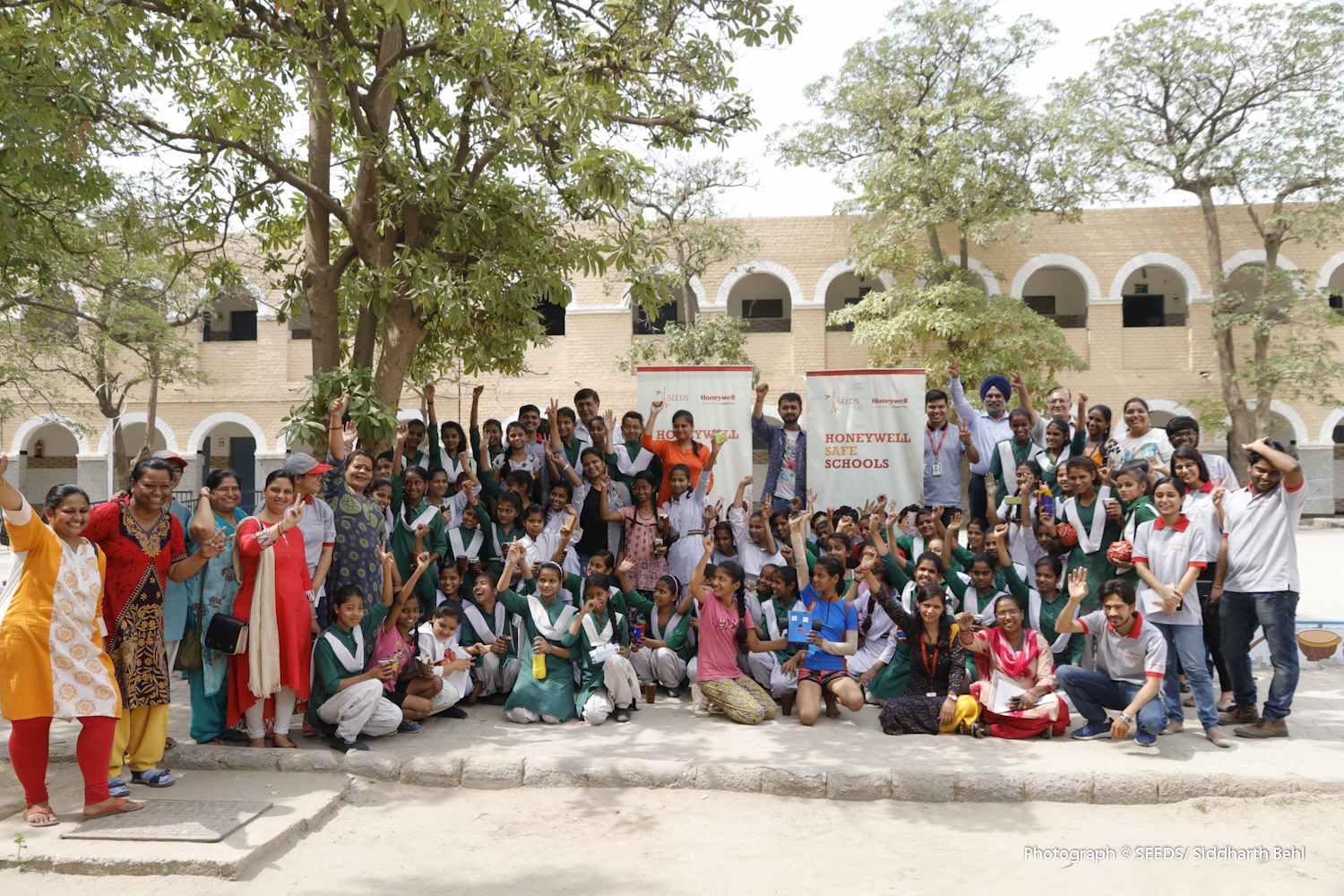 "Seeds Introduces ""Beat Plastic Pollution"" Drive In Six East Delhi Schools"