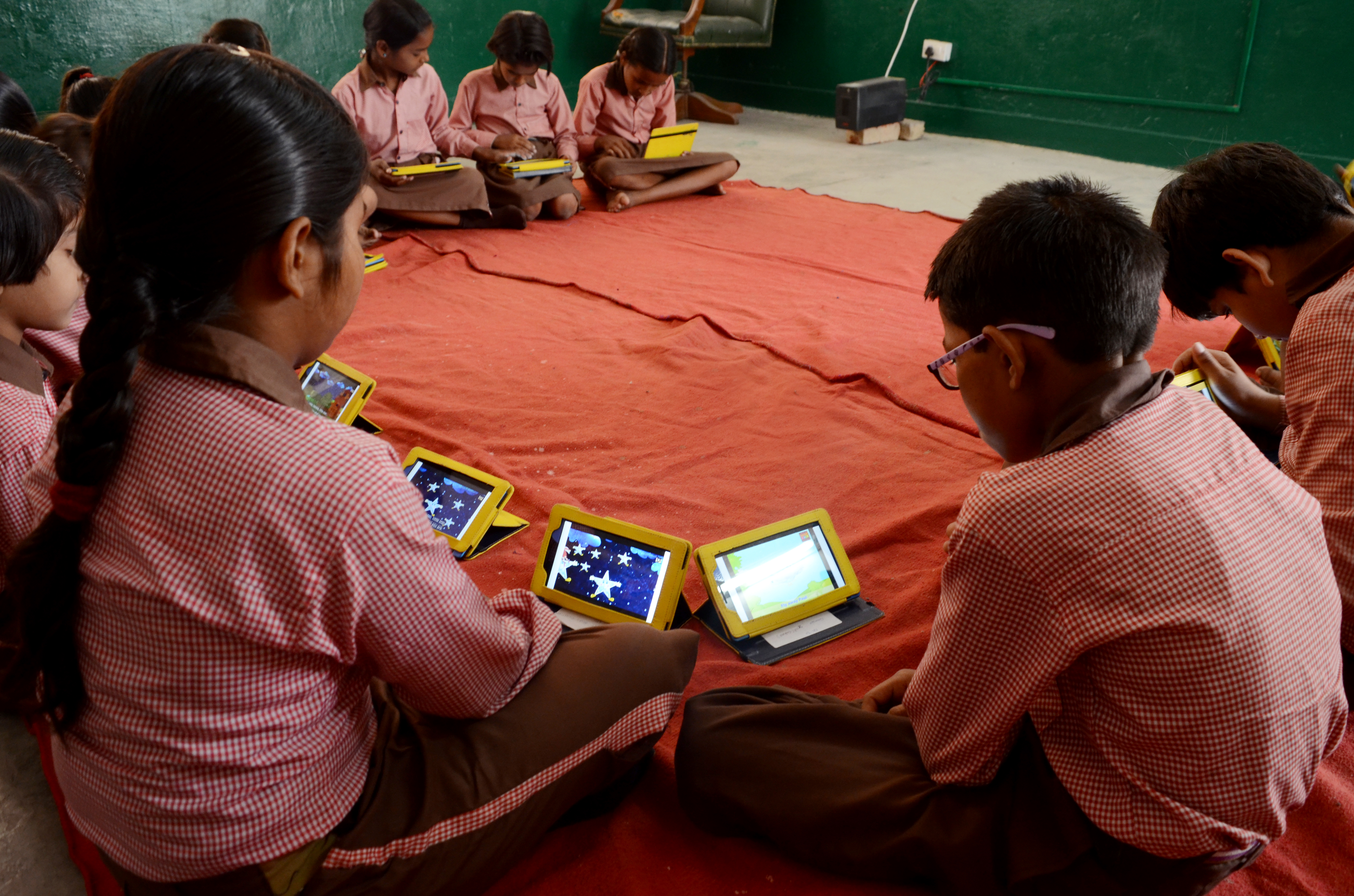 Hero Moto Corp. CSR Initiative- Harnessing technology to improve the state of Education in Haryana