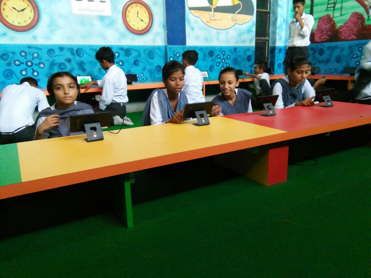 An Initiative to bridge the gap betweendifferently-abled and abled children through Education in Sirsa, Haryana