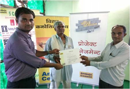 Ambuja Cement's 'Neev Abhiyan' promotes Sustainable Construction