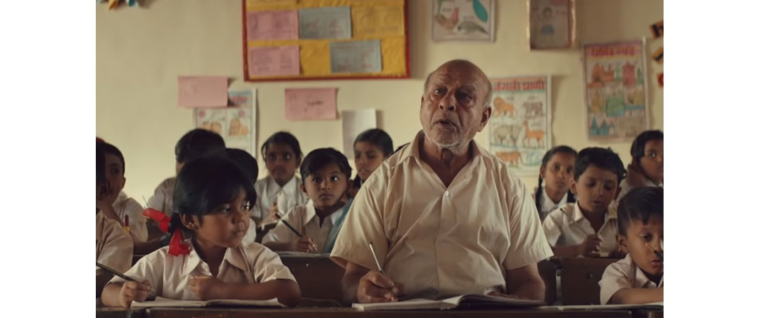 P&G Shiksha launches new film about Bittu, who is fulfilling his dream of attending school
