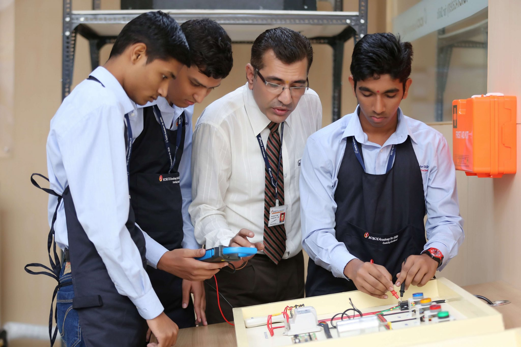 ICICI Bank focuses on skill development and livelihood programs for inclusive growth under its CSR activities