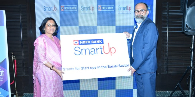 India's largest private sector lender looks to support startups in the social space