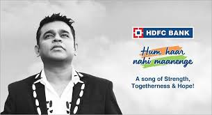 HDFC Bank, A.R. Rahman & Prasoon Joshi collaborate for song of hope