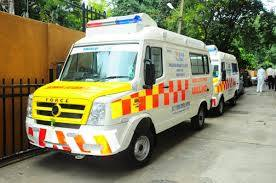HAL donates ambulances