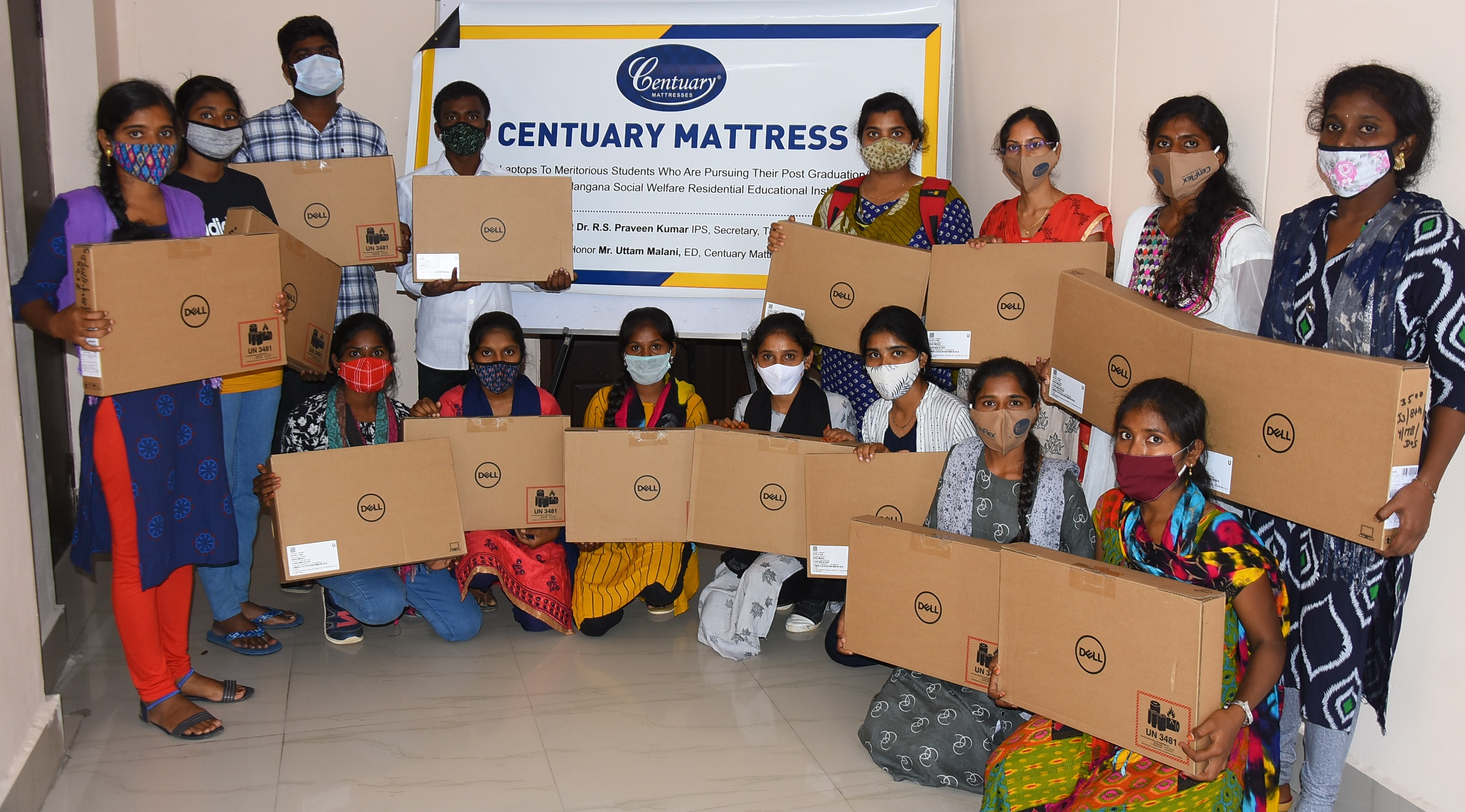 Shree Malani Group extends support to the underprivileged through its Community Development Initiatives