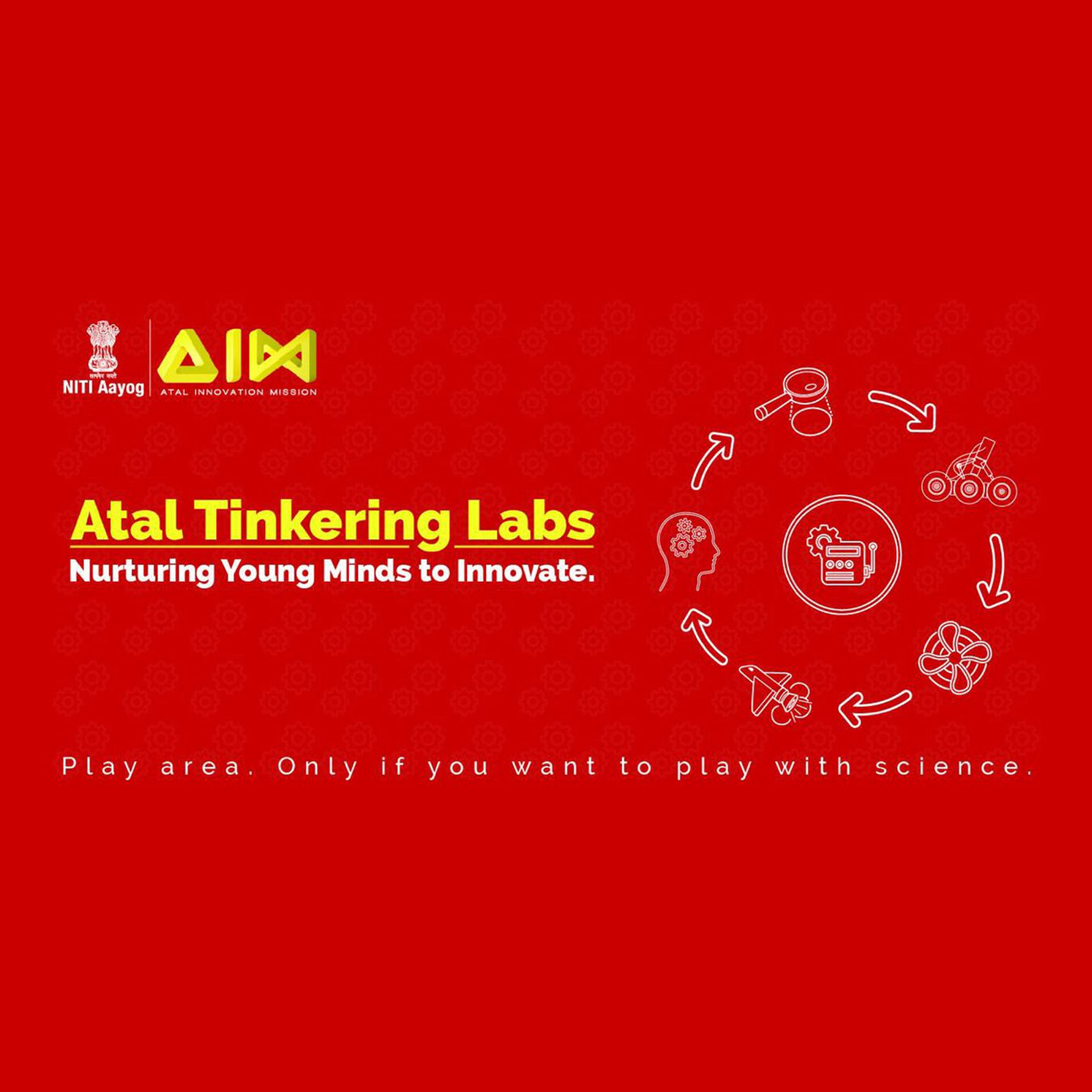 Atal Innovation Mission announces partnership with AICTE to adopt Atal Tinkering Labs