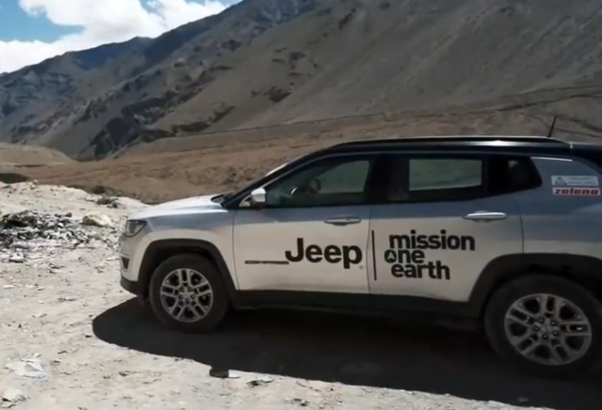 Jeep India Introduces 'Mission One Earth' Initiative To Promote Responsible Adventure