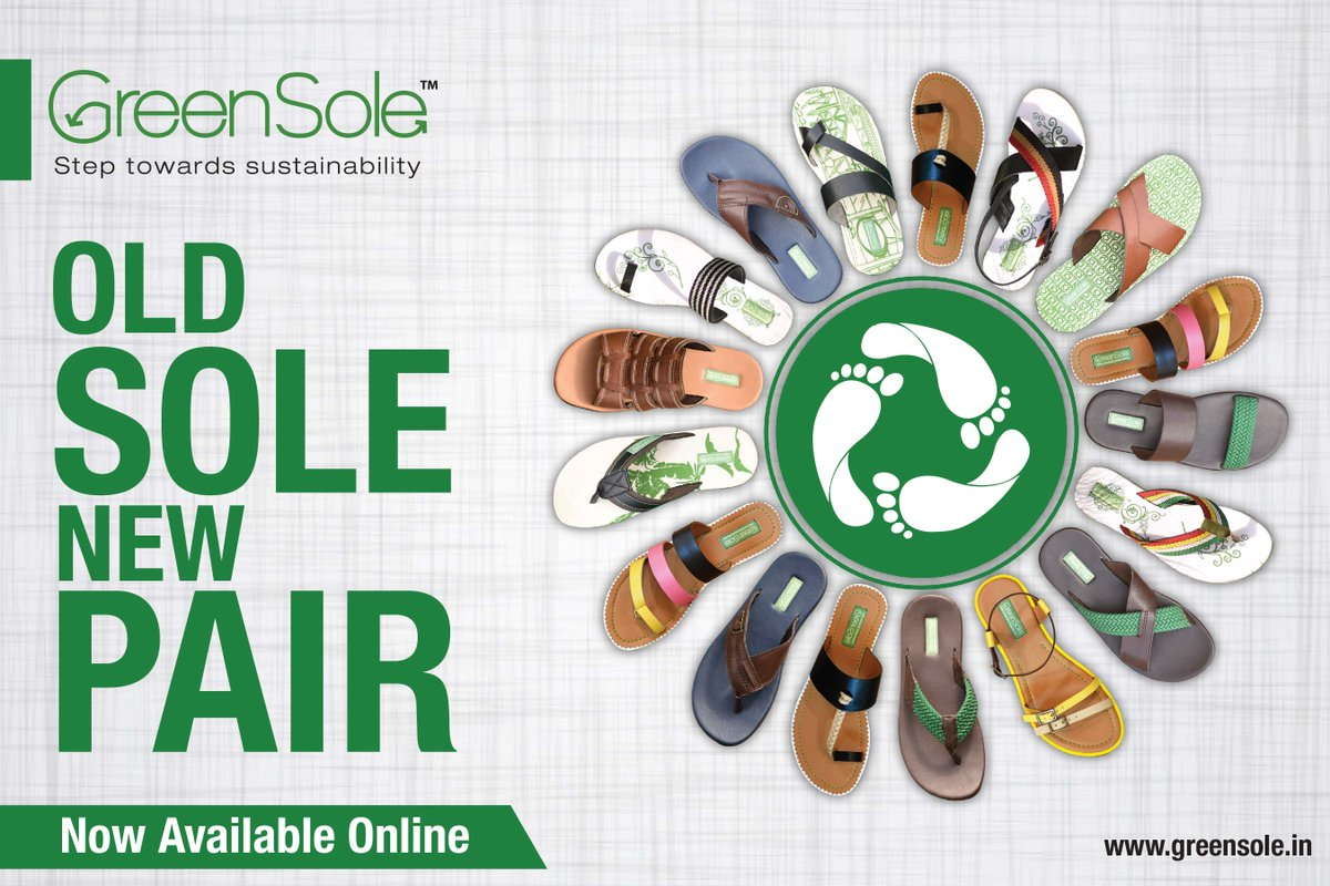 Greensole Recycled Footwear