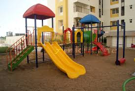 Mini Multi Play Equipment