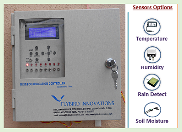 Sensor Based Irrigation Controller