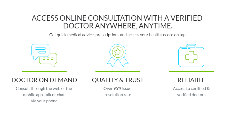 Virtual Doctor Consultation
