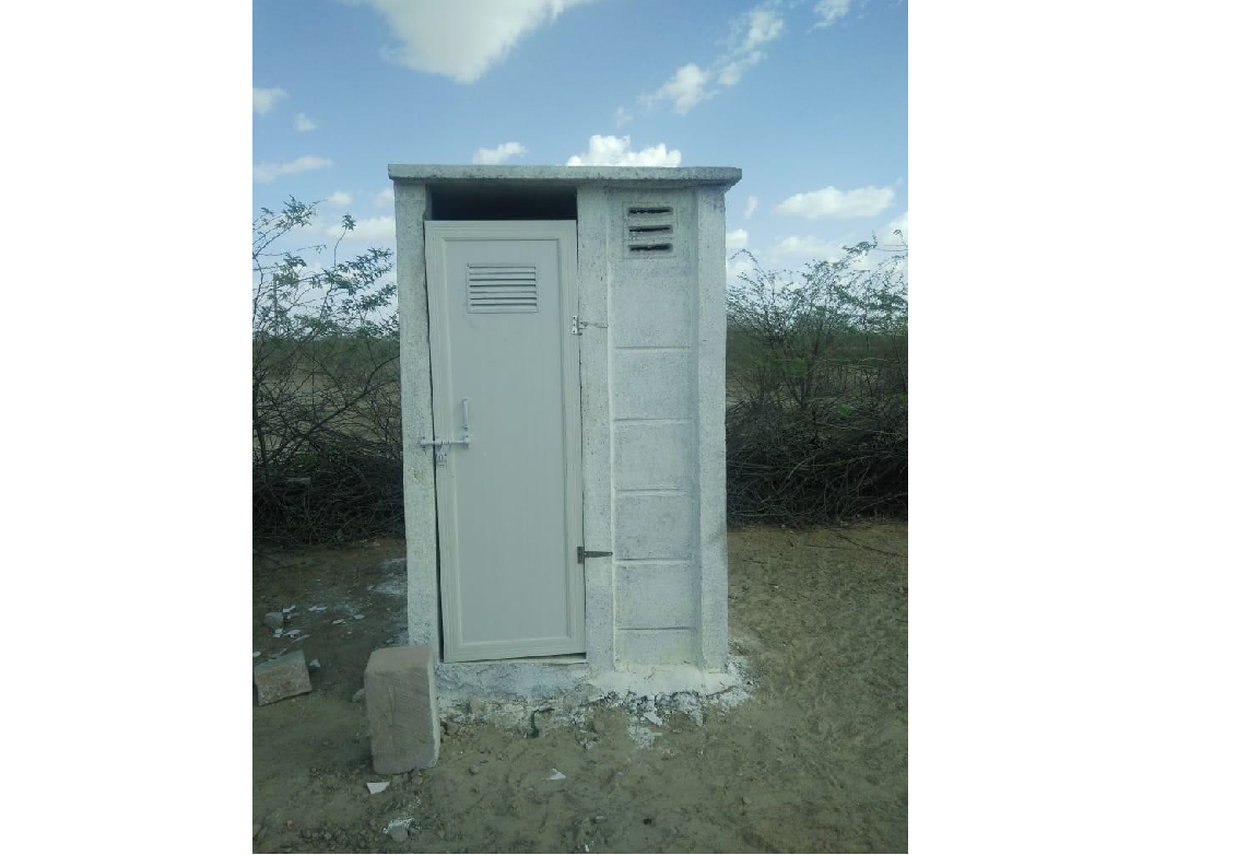 ASMITA- Affordable Toilet Solution