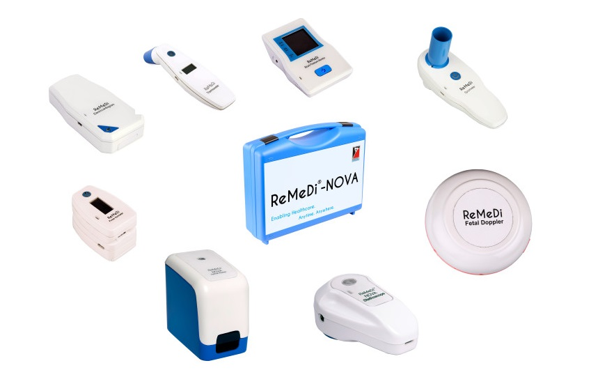 ReMeDi® NOVA Digital Healthcare Access & Telemedicine