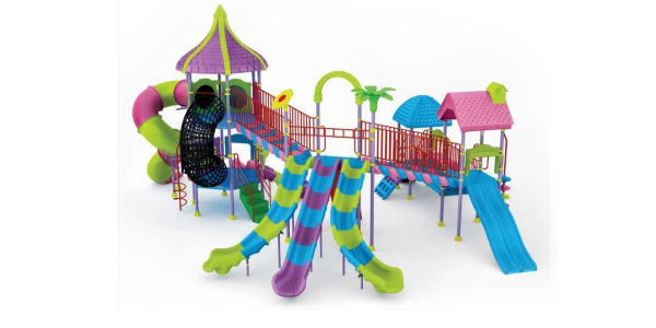 Multiplay Funsystem and Playground equipment